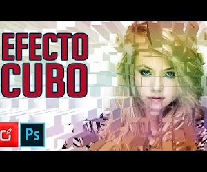 Video de Como Hacer Efecto explosion de cubos en PHOTOSHOP CS6 TUTORIAL