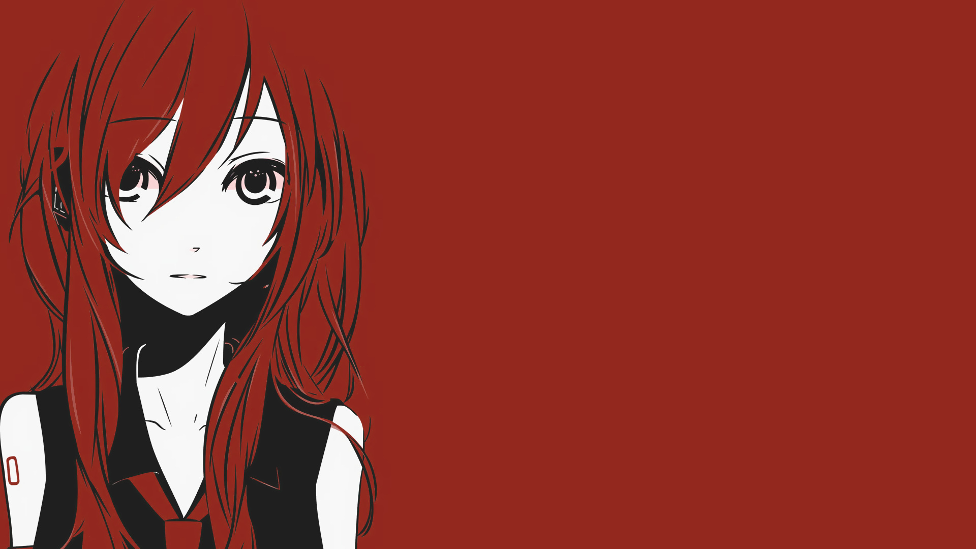 Red Anime Wallpaper Hd Anime Top Wallpaper