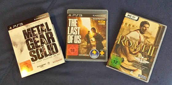 My new games