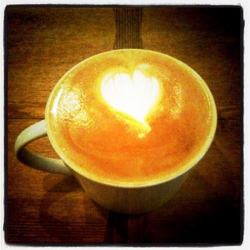 <3 latte