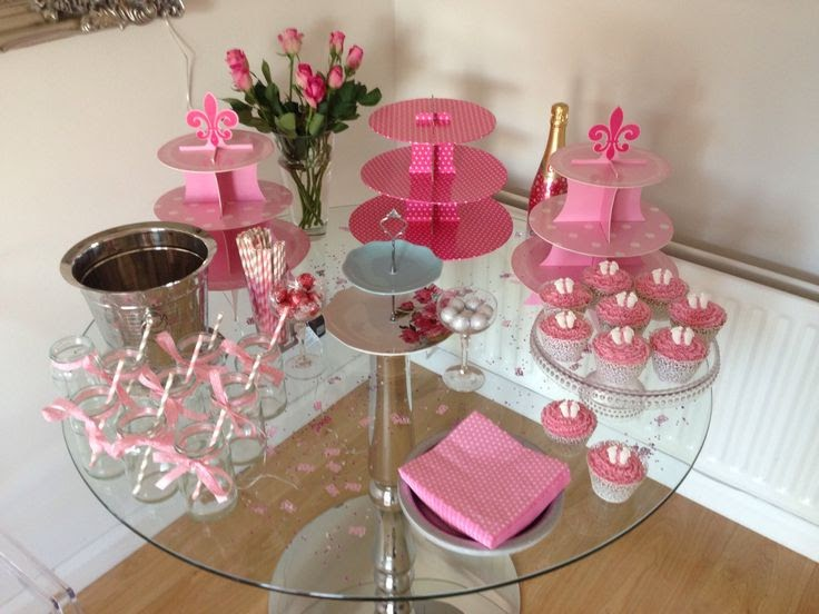 Baby shower food ideas baby shower ideas afternoon tea for Afternoon tea decoration ideas