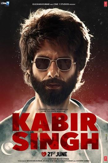 Kabir Singh 2019 ORG Hindi Movie NR-DVDRip 480p 400MB