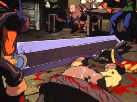 Berserk Anime Episode 1