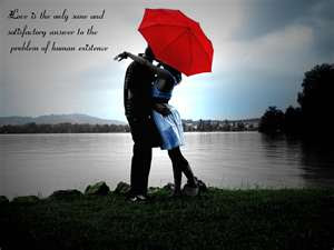 Cute Love Picture With Romantic Quotes Itsmyviewscom
