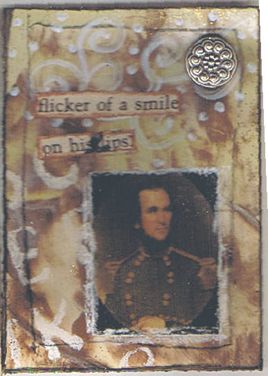 Flicker of a Smile