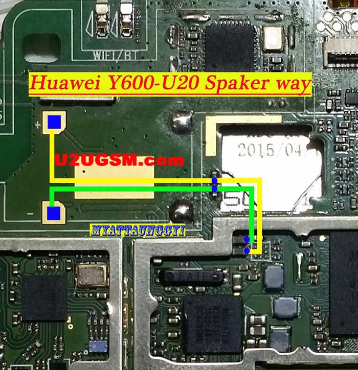 Huawei Ascend Y600 Ringer Solution Jumper Problem Ways