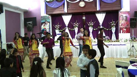 Flash Mob Dance Wedding Reception   YouTube