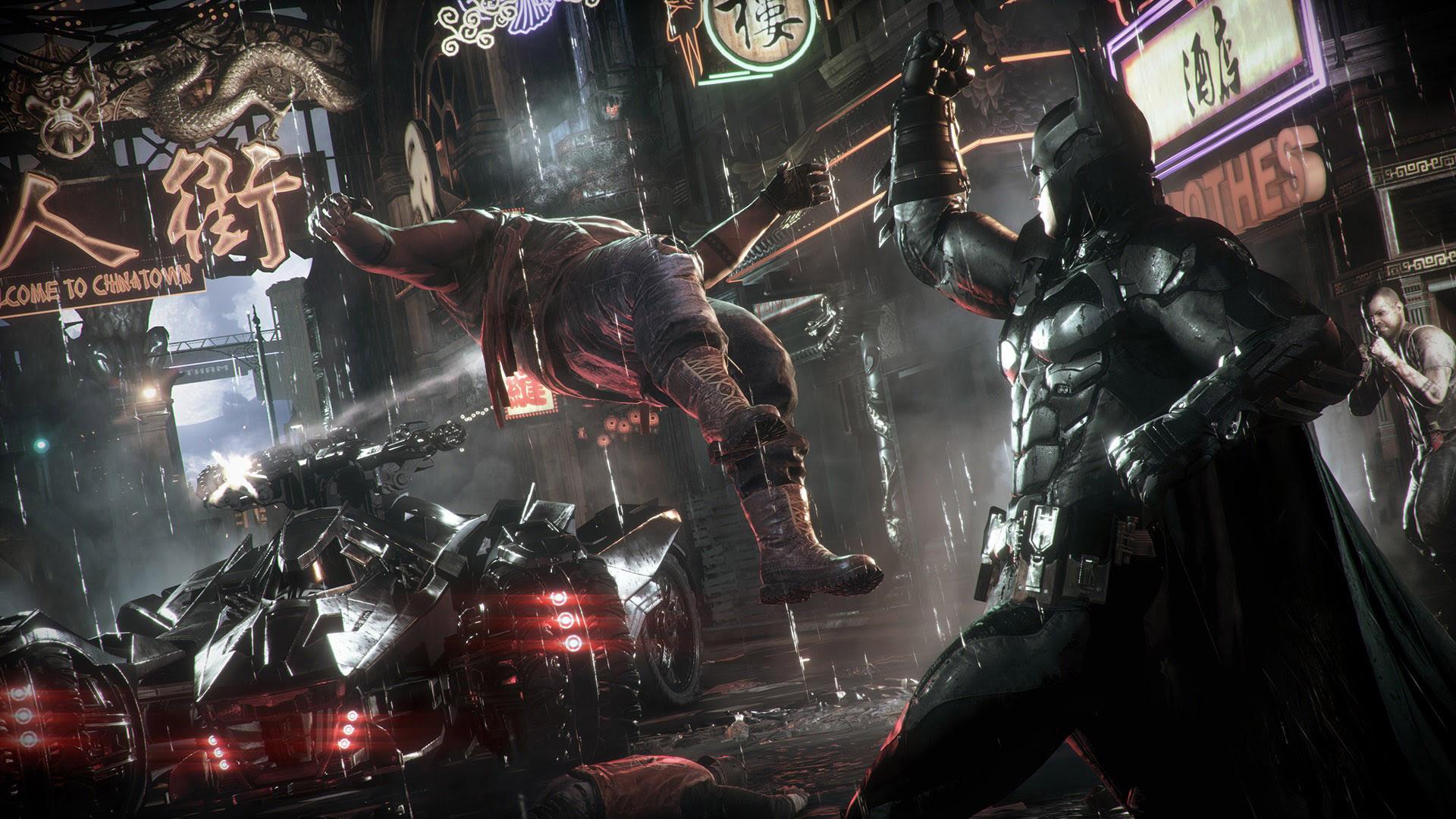 Batman Arkham Knight Wallpaper 11