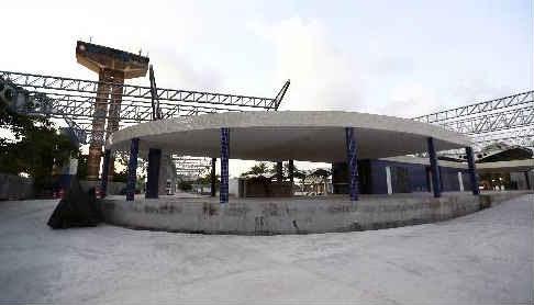 Terminal da 4ª Perimetral na Av. Caxangá Foto: Bernardo Dantas DP/D.A.Press