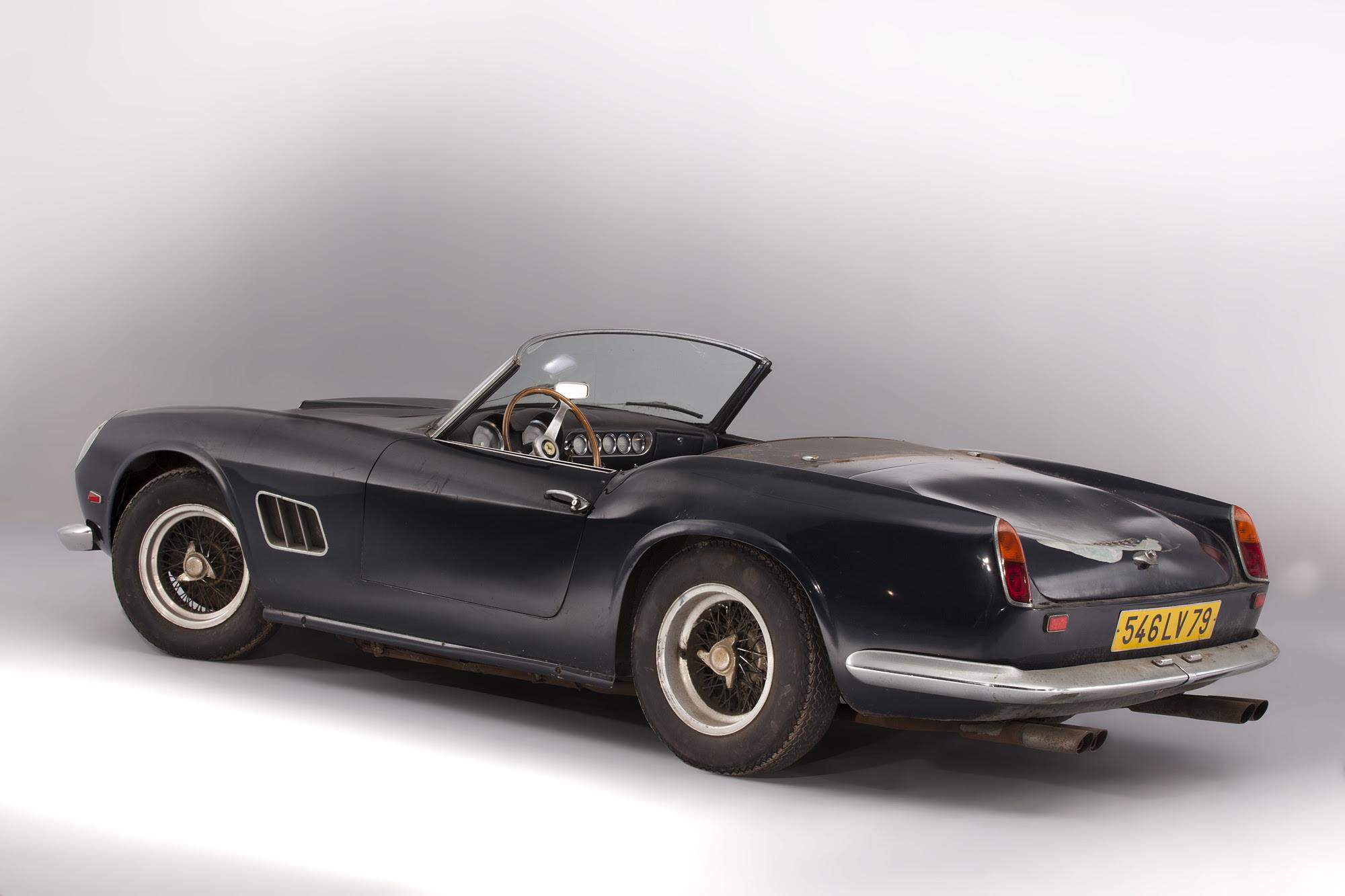 2015 Baillon Collection - 1961 Ferrari 250 GT California ...
