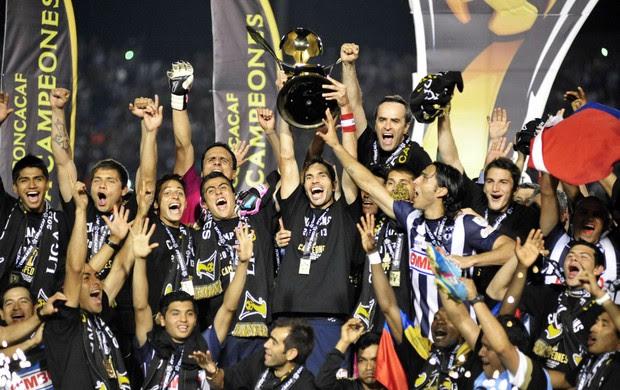 Monterrey, tri da Champions da Concacaf (Foto: EFE)