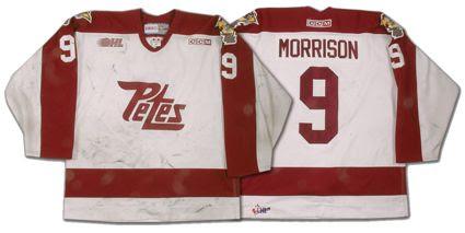 Peterborough Petes 05-06 jersey