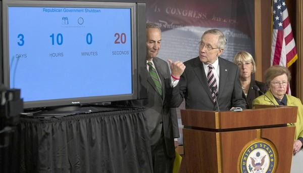 Senate passes government funding bill