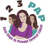 1-2-3 Pap Logo