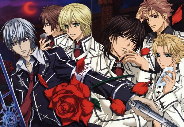 Vampire Knight Anime Endings (ED)