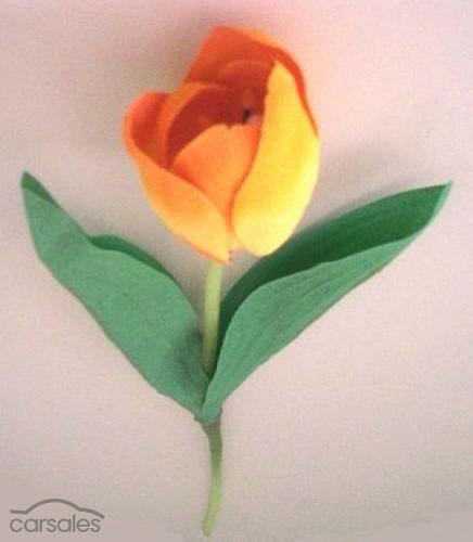 Artificial flowers \u0026 plants silk Tulip stem E5  quicksales.com.au listing 93395