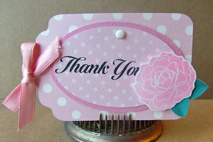 tea party thank you