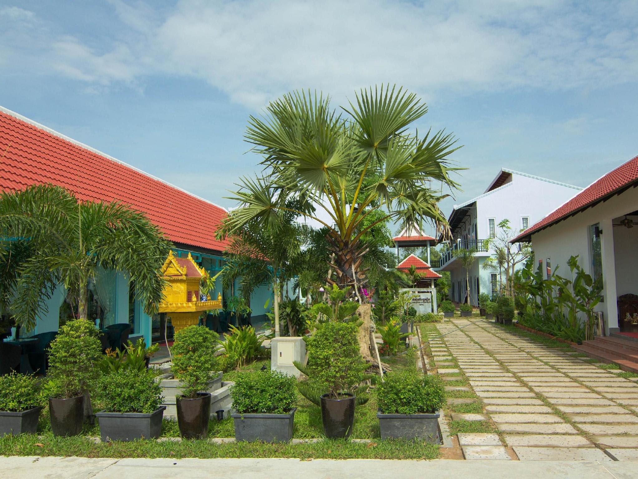 Discount Var Sunny Angkor Suite Hotel