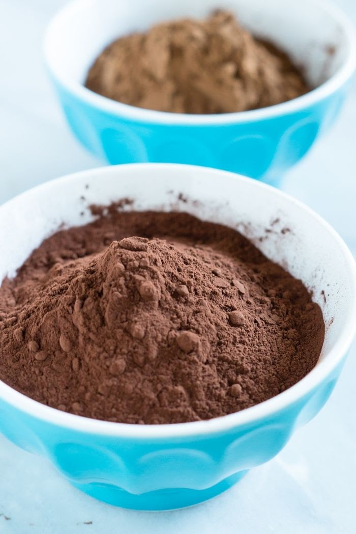 cocoa powder 101