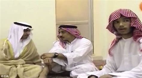hamza bin laden  give speech   fathers legacy