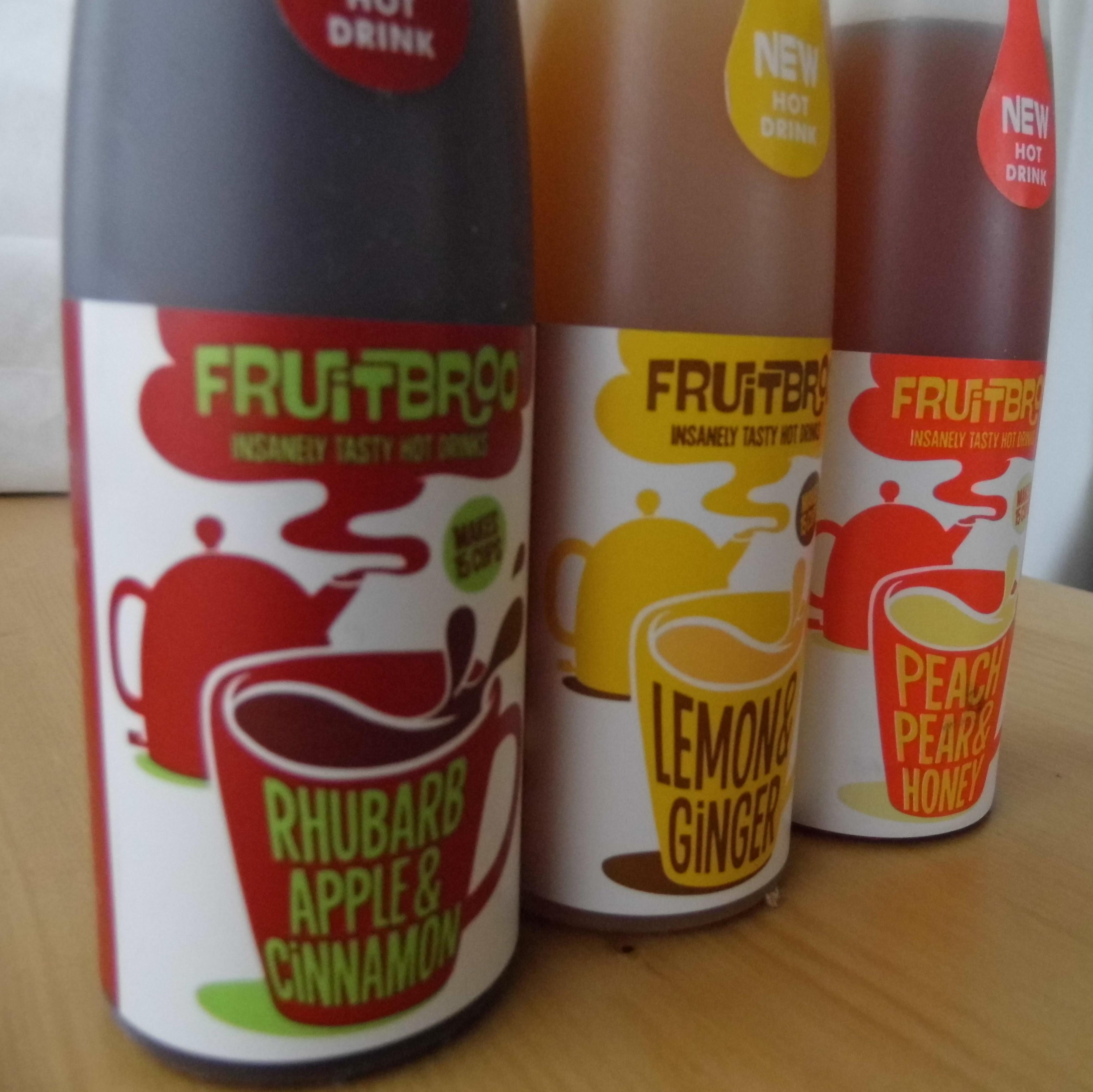 Fruitbroo Bottles