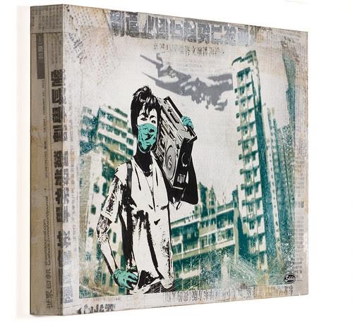 Air Kowloon - Limited edition @ 1xrun.com by *eddie