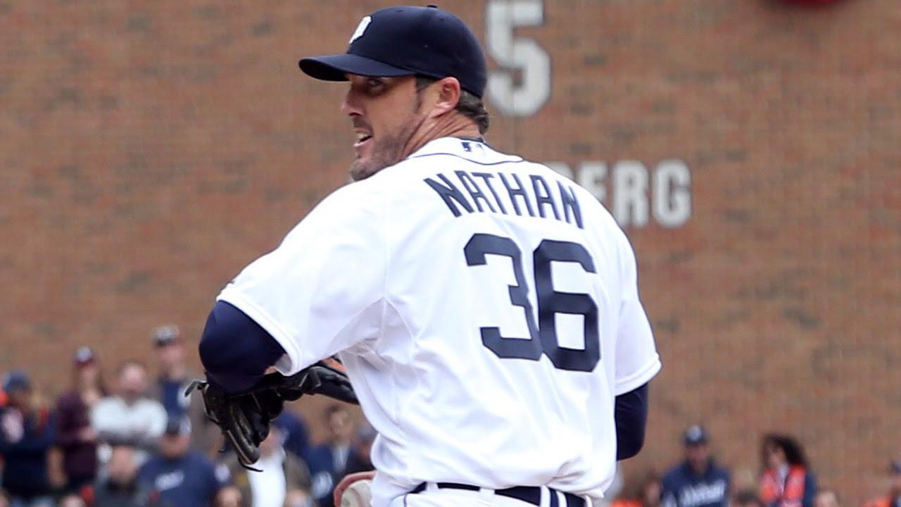 Joe Nathan pasa a la lista de lesionados de Tigres