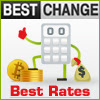 Online-money exchange rates listing