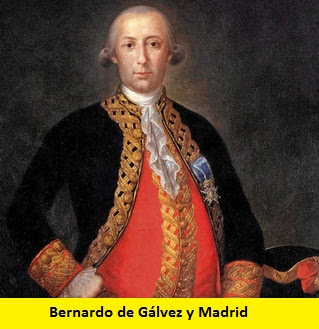 BERNARDO DE GALVEZ Y MADRID