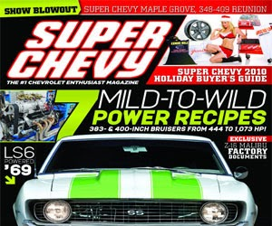 Super Chevy Magazine Magazines Drive Away 2day