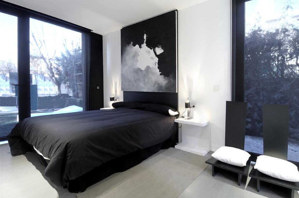 Masculine Bedroom Ideas | BlogLet.com