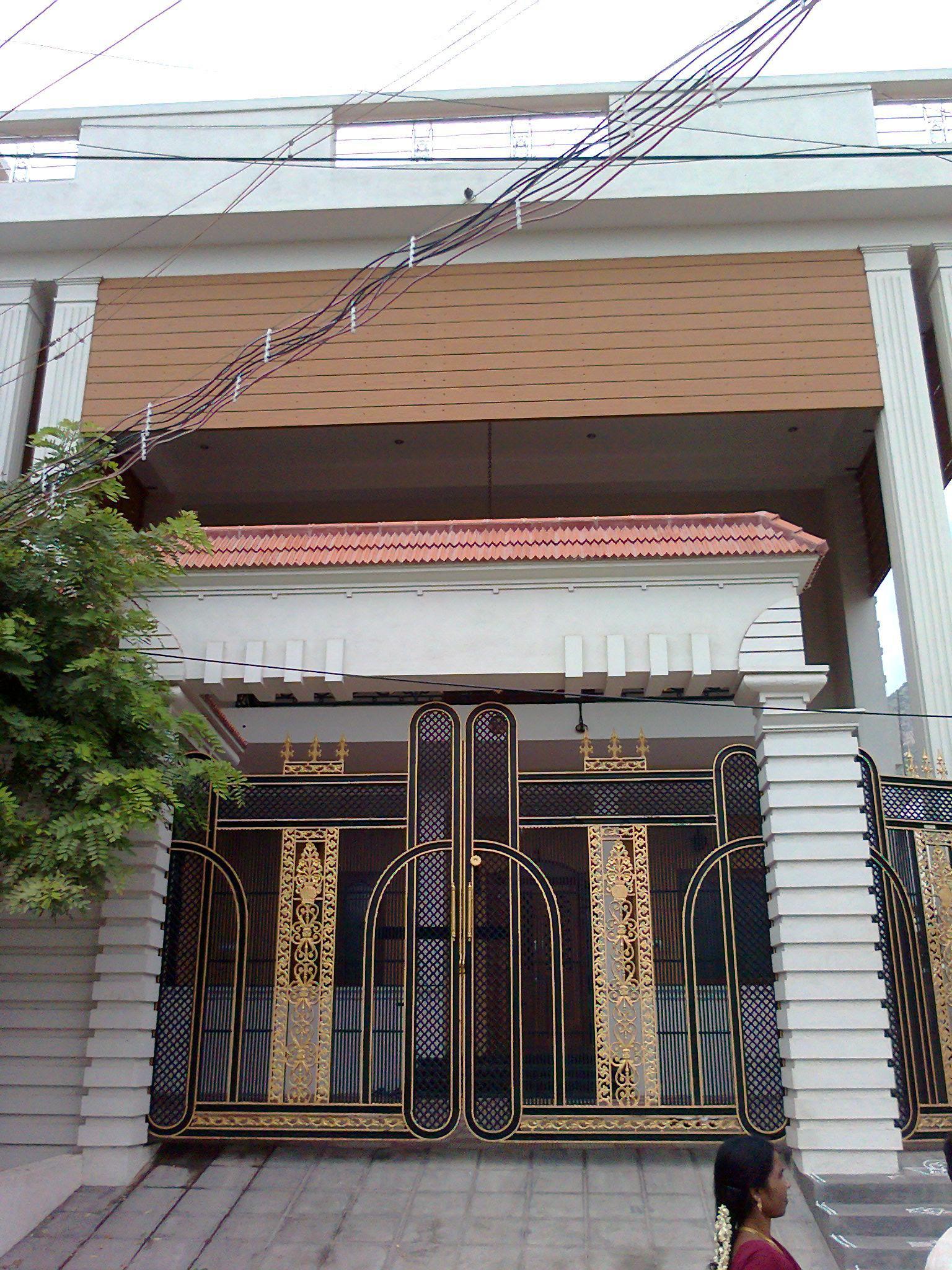 Main Entrance Gate Design For Home Gharexpert