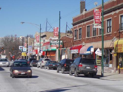 Clark Street, Rogers Park