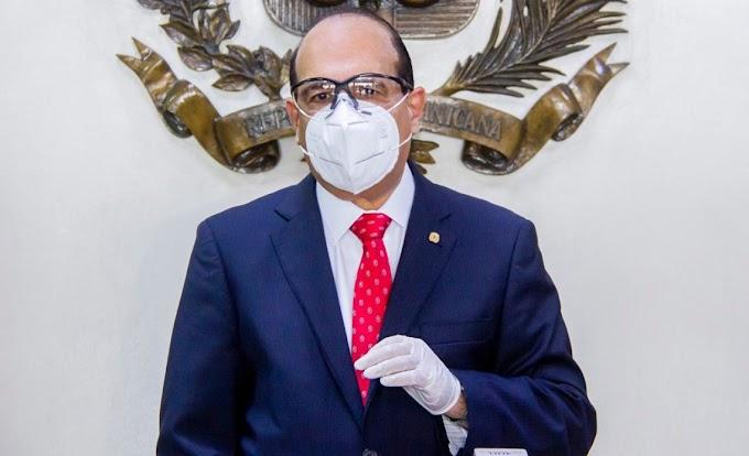 PRESIDENTE DE LA JCE AFIRMA NADA DETENDRÁ LAS ELECCIONES DE JULIO