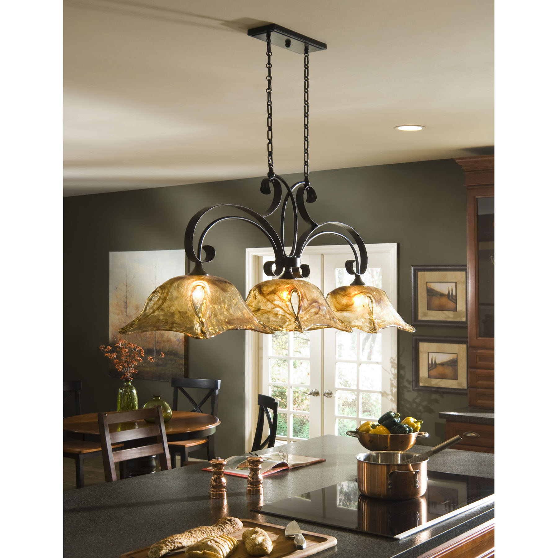 A Tip Sheet on How the Right Lighting Can Make the Kitchen Come Alive is Introduced by