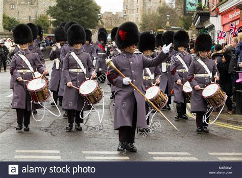 Coldstream Guards Band Stock Photos & Coldstream Guards