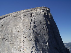half dome chains zoomed out