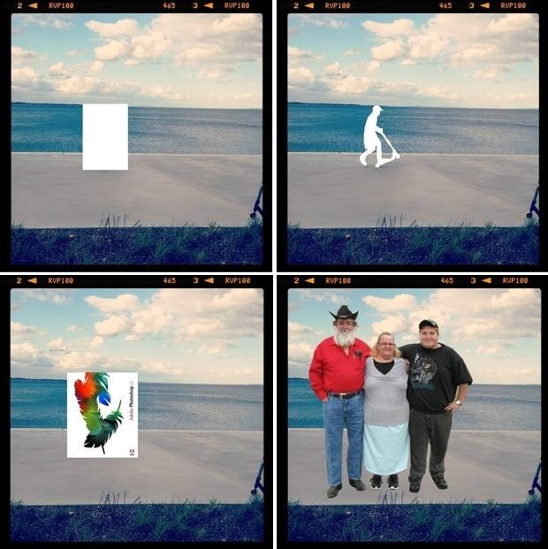 Algumas das contribuições dadas por quem sabe mexer no Photoshop (Foto: Reprodução)