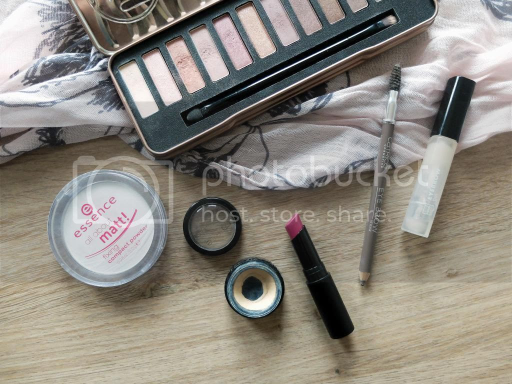 Budget drugstore makeup favourites Essence Catrice W7