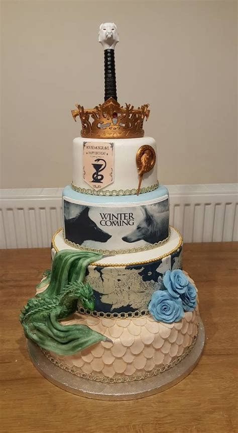 Best 25  Game of thrones cake ideas on Pinterest   Game of