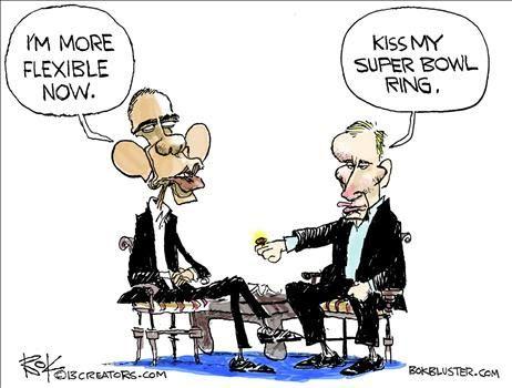 Image result for obama and putin political cartoons