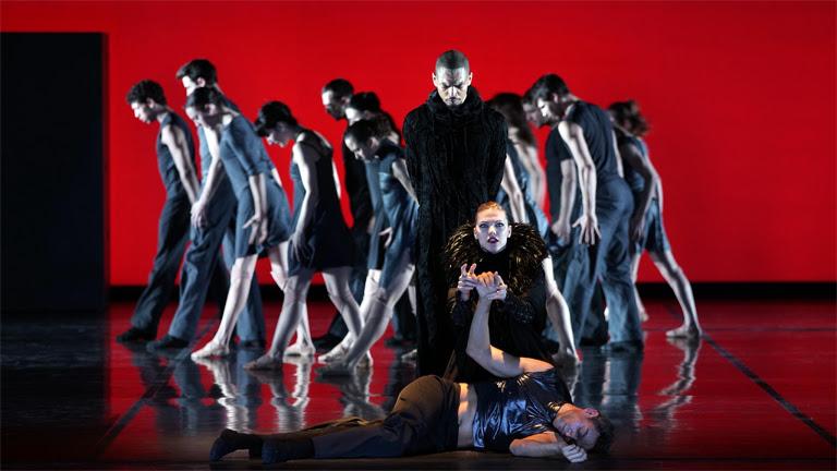 Goyo Montero hace bailar a 'Romeo y Julieta'