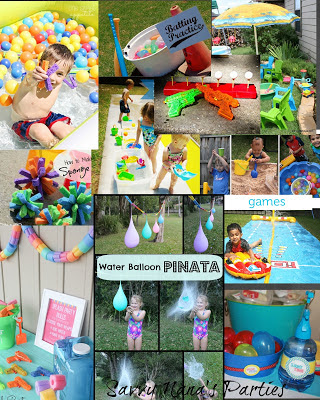 Fun Summer Splash Party Ideas Savvy Nana