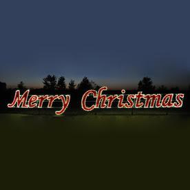 Merry Christmas Yard Signs