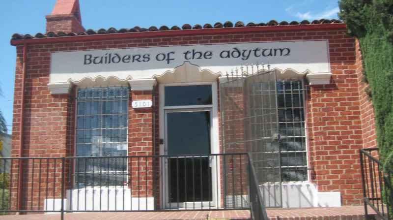 4 Builders Of The Adytum
