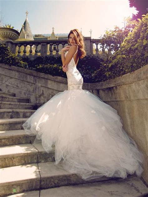 WISTERIA Gown by Lauren Elaine Bridal   Backless Vintage