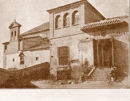 Casa Museo de El Greco a principios del siglo XX