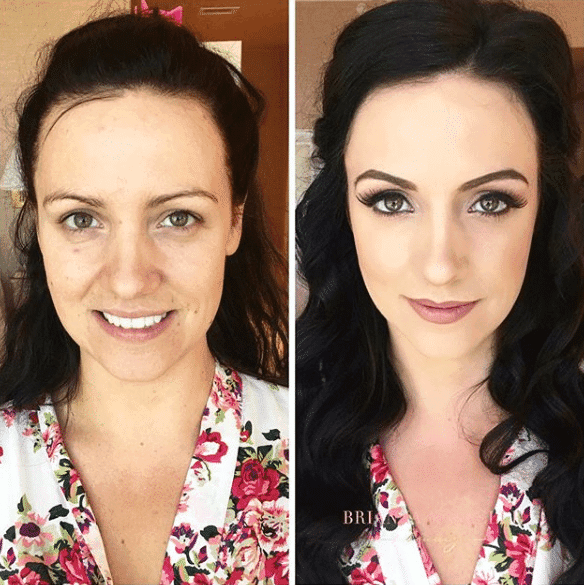 Why Do Wedding  Hair  and Makeup  Trials  Cost  Brianna