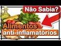 → Quais São os Melhores Alimentos Anti - Inflamatórios?