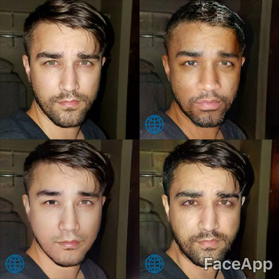 FaceApp changes your race with its latest selfie-editing ...